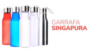 Garrafa Singapura Inox
