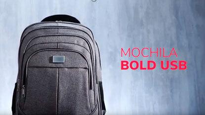 Mochila bold