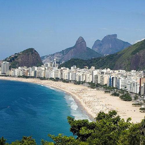 Rio de Janeiro se prepara para o final de ano