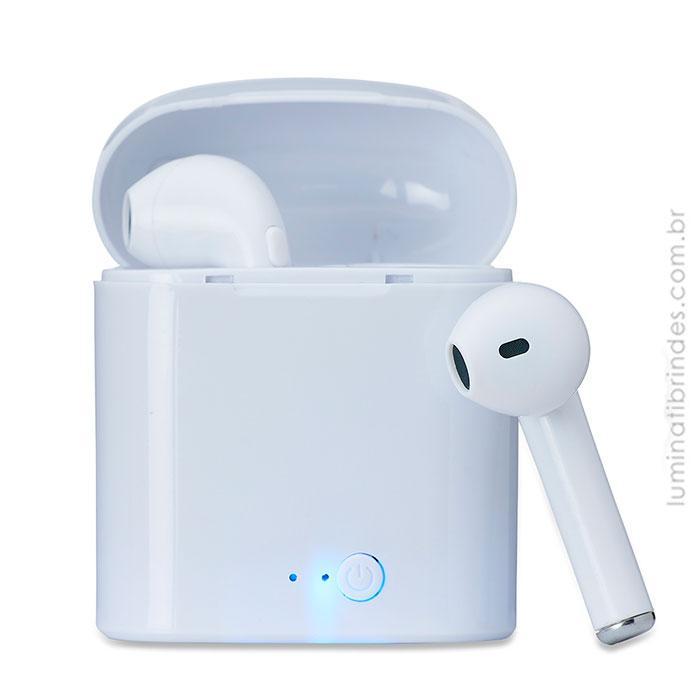 Airpod Earfone Bluetooth com estojo carregador