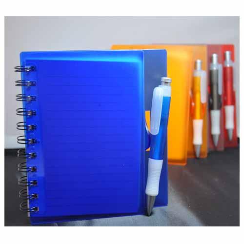 Caderno de anotações COLOR