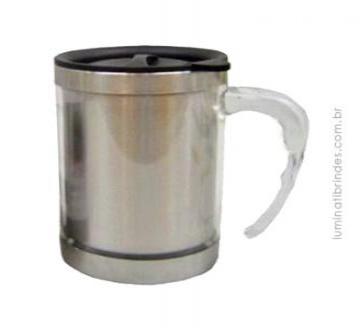 Caneca térmica CRISTAL 400 ml