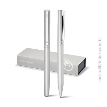 Conjunto K-design em alumínio