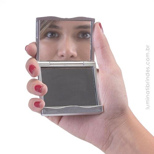 Espelho para Bolsa Quadrado