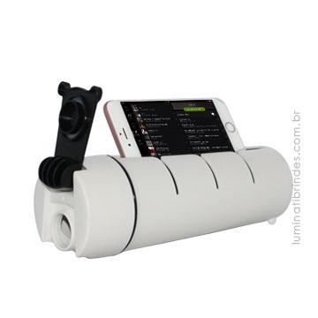 Garrafa H2Sport -  com base para celular