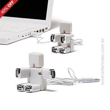 Extensor USB HUB PEOPLE
