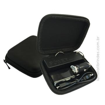 Kit Carregador USB 3 peças