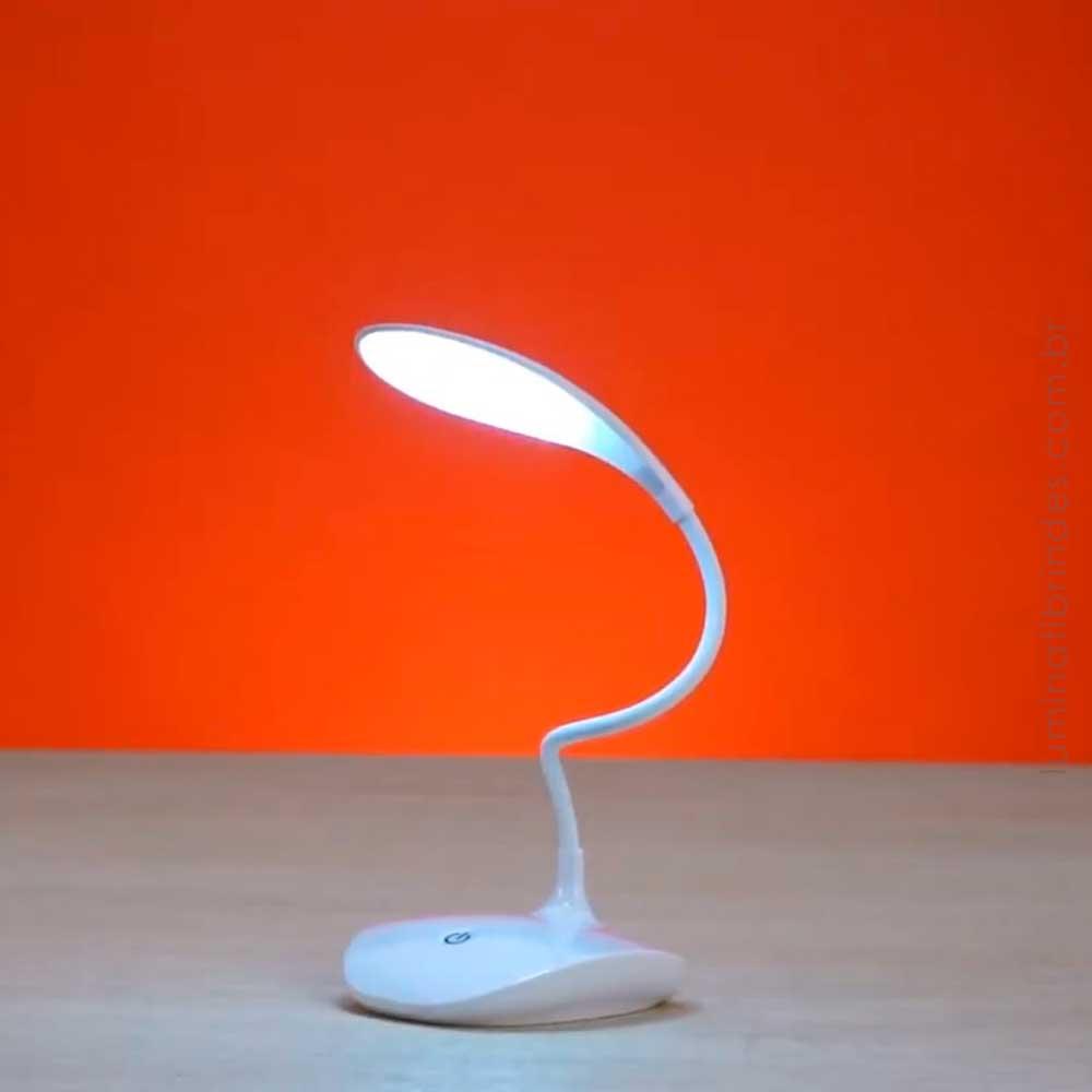 Luminária Venus USB