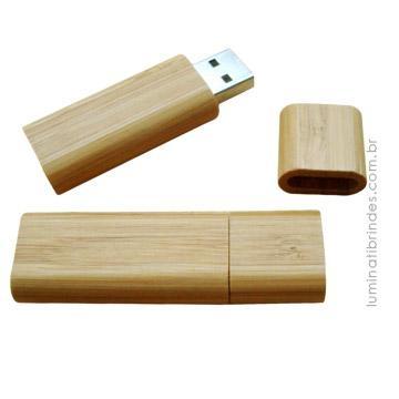 Pen Drive Ecológico 4GB
