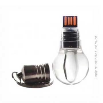 Pendrive Lampada  8G