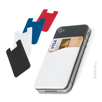 Porta Cartões Smartfone para celular em PVC