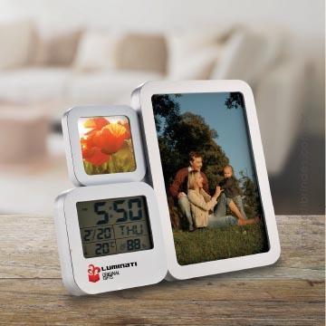 f92463c755c Porta retratos com relógio BIG FAMILY