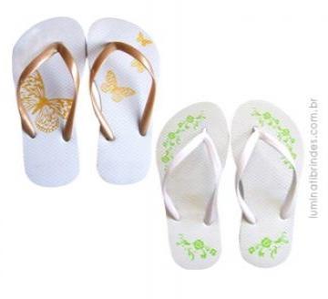 Sandália SLIM tipo havaianas