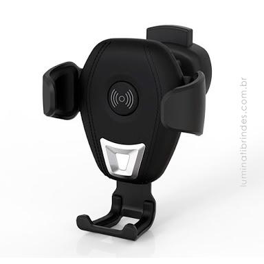 Suporte Veicular para Celular com Carregador Integrado
