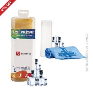 Toalha Esportiva Ice Fresh